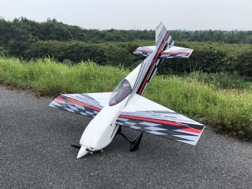 "NEW Skywing 104"" Edge 540-V3-B GREY Printed"